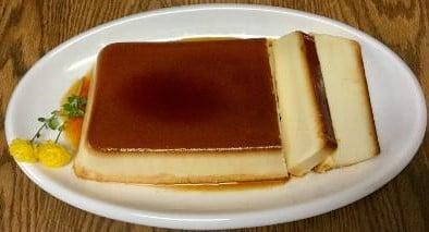 Bánh flance chesse cake (Lệ Hoa)